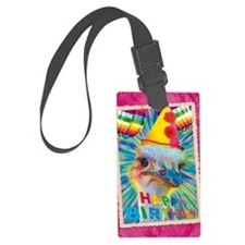 cp-pk-ostrich Luggage Tag