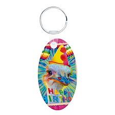 cp-pk-ostrich Keychains