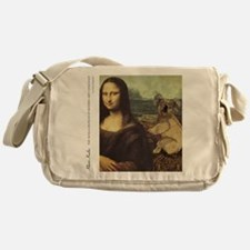 KOMA Cover monalisa2 Messenger Bag