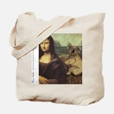 KOMA Cover monalisa2 Tote Bag