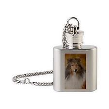 GraceJournal Flask Necklace