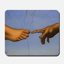 hand_to_foot_by_ddcarrozzino_color Mousepad