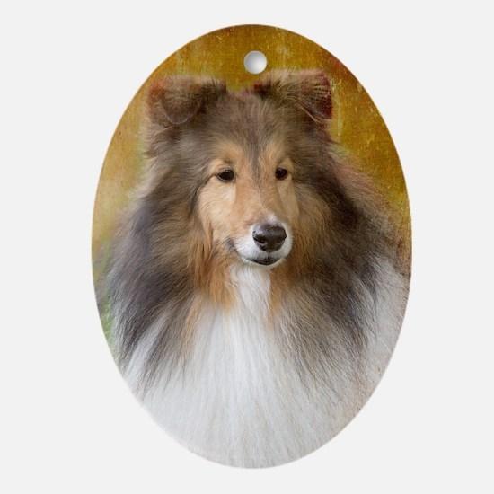 GraceKindle Oval Ornament