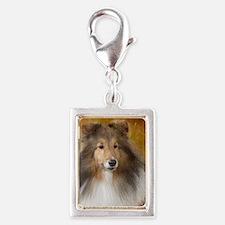GraceiPad Silver Portrait Charm