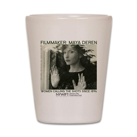 Maya Deren 10x10_apparel-tote_MD Shot Glass