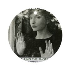 Maya Deren 10x10_apparel-tote_MD Round Ornament