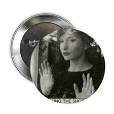 "Maya Deren 10x10_apparel-tote_MD 2.25"" Button"