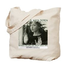 Maya Deren 10x10_apparel-tote_MD Tote Bag