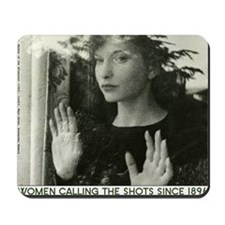 Maya Deren 10x10_apparel-tote_MD Mousepad