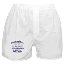 Staffy Property Boxer Shorts