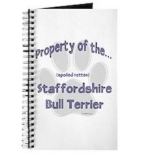 Staffy Property Journal