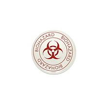 Biohazard2 Mini Button