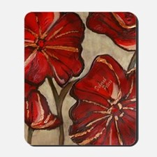 Poppy Art I Mousepad