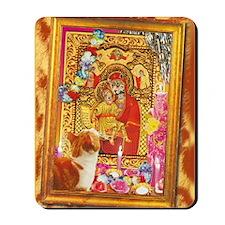 cp-wk-religiouscats Mousepad