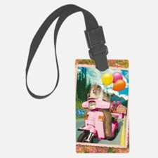 cp-wk-scooter Luggage Tag