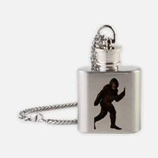Big Foot Peace 925537 Flask Necklace