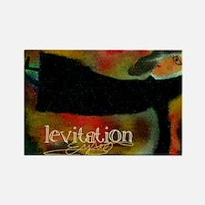 levitationwatercolor Rectangle Magnet