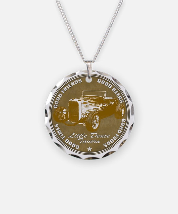 little deuce tavern Necklace