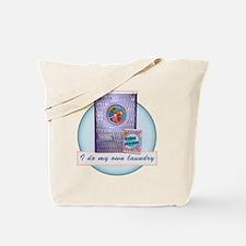 CP-tee-fishwash-front Tote Bag