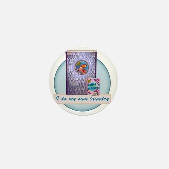 CP-tee-fishwash-front Mini Button