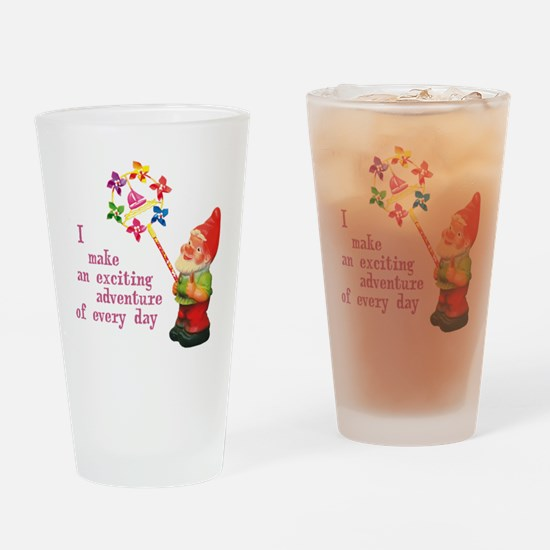 CP-tee-adventure-front Drinking Glass