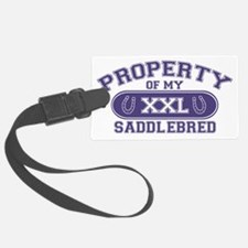saddlebredproperty Luggage Tag