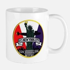 USS NEW YORK CITY Mug