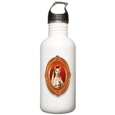 CP-tee-portrait-front Water Bottle