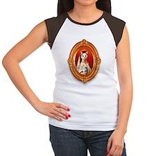 CP-tee-portrait-front Women's Cap Sleeve T-Shirt