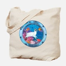 CP-tee-seadiver-front Tote Bag