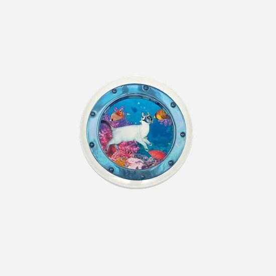 CP-tee-seadiver-front Mini Button