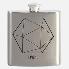 i win Flask