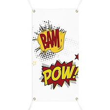 Bam Pow Banner