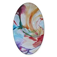 Abstract II Decal