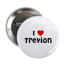 """I * Trevion 2.25"""" Button (10 pack)"""