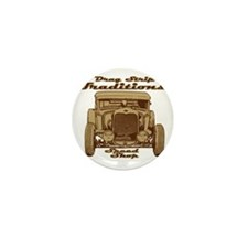 traditions speed shop Mini Button
