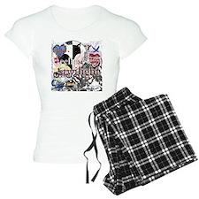 new twilight saga collage b pajamas
