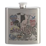 Twilight Flask Bottles