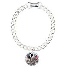 new twilight saga collag Charm Bracelet, One Charm