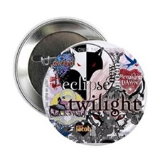 """new twilight saga collage by twibaby  2.25"""" Button"""