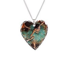 Degas Mag3 Necklace Heart Charm