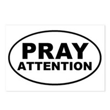 1000x600pray Postcards (Package of 8)