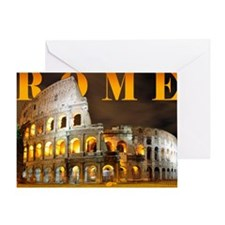 large print6 Greeting Card
