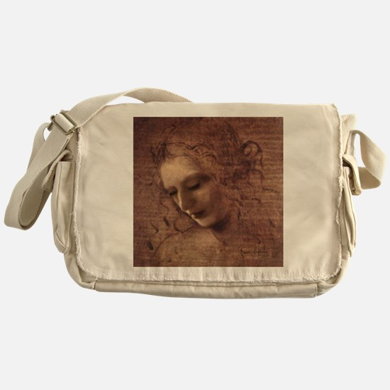 Portrait of the Artist Messenger Bag
