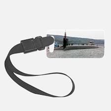 louisiana rectangle magnet Luggage Tag