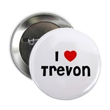 "I * Trevon 2.25"" Button (10 pack)"