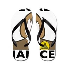 Janice coaster Flip Flops