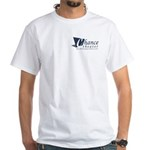 CT White T-Shirt