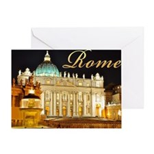 large print2 Greeting Card