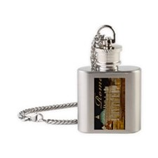 3g1 Flask Necklace